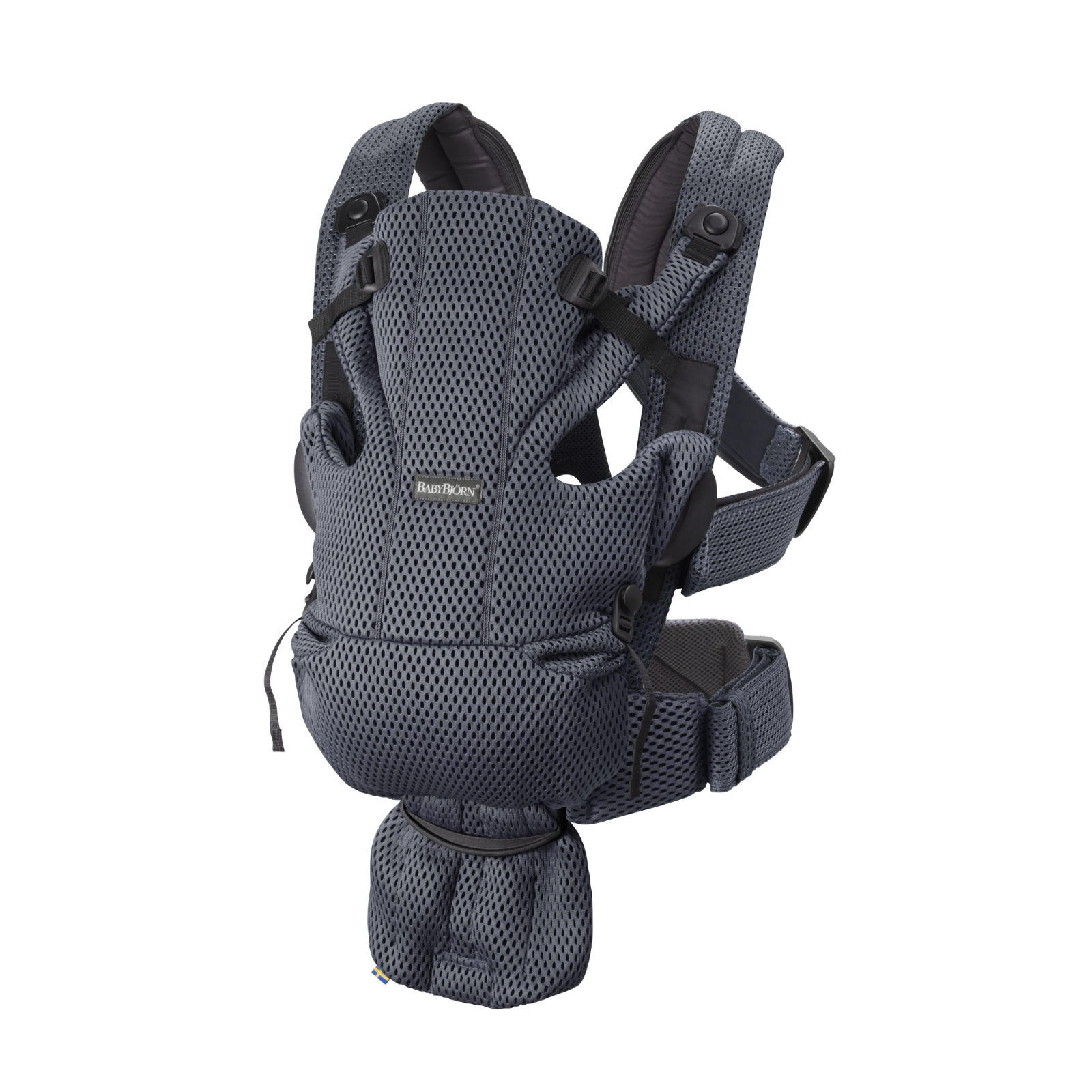 BabyBjorn Move Carrier - Anthracite 3D Mesh