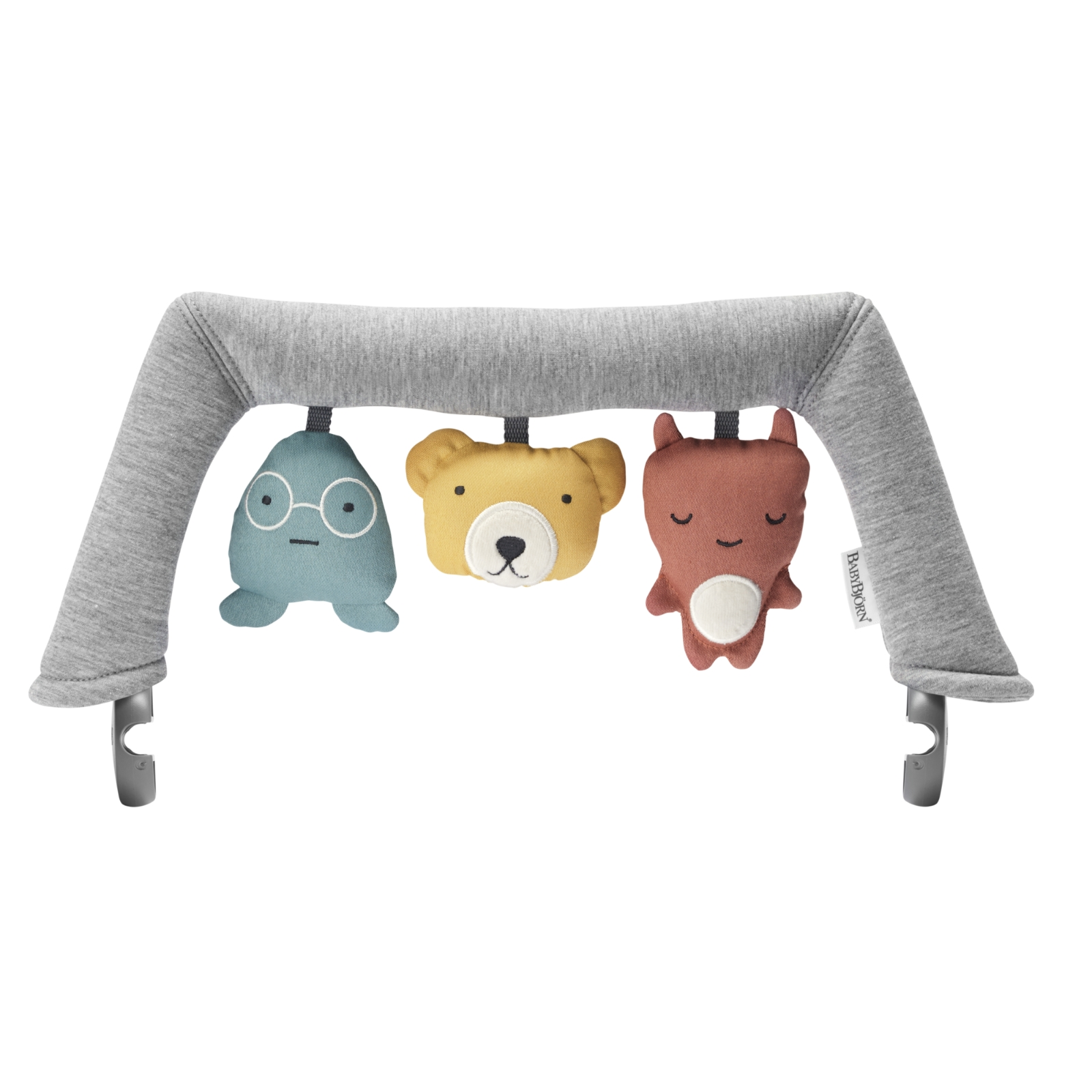 BabyBjorn Toy for Bouncer – Soft Friends