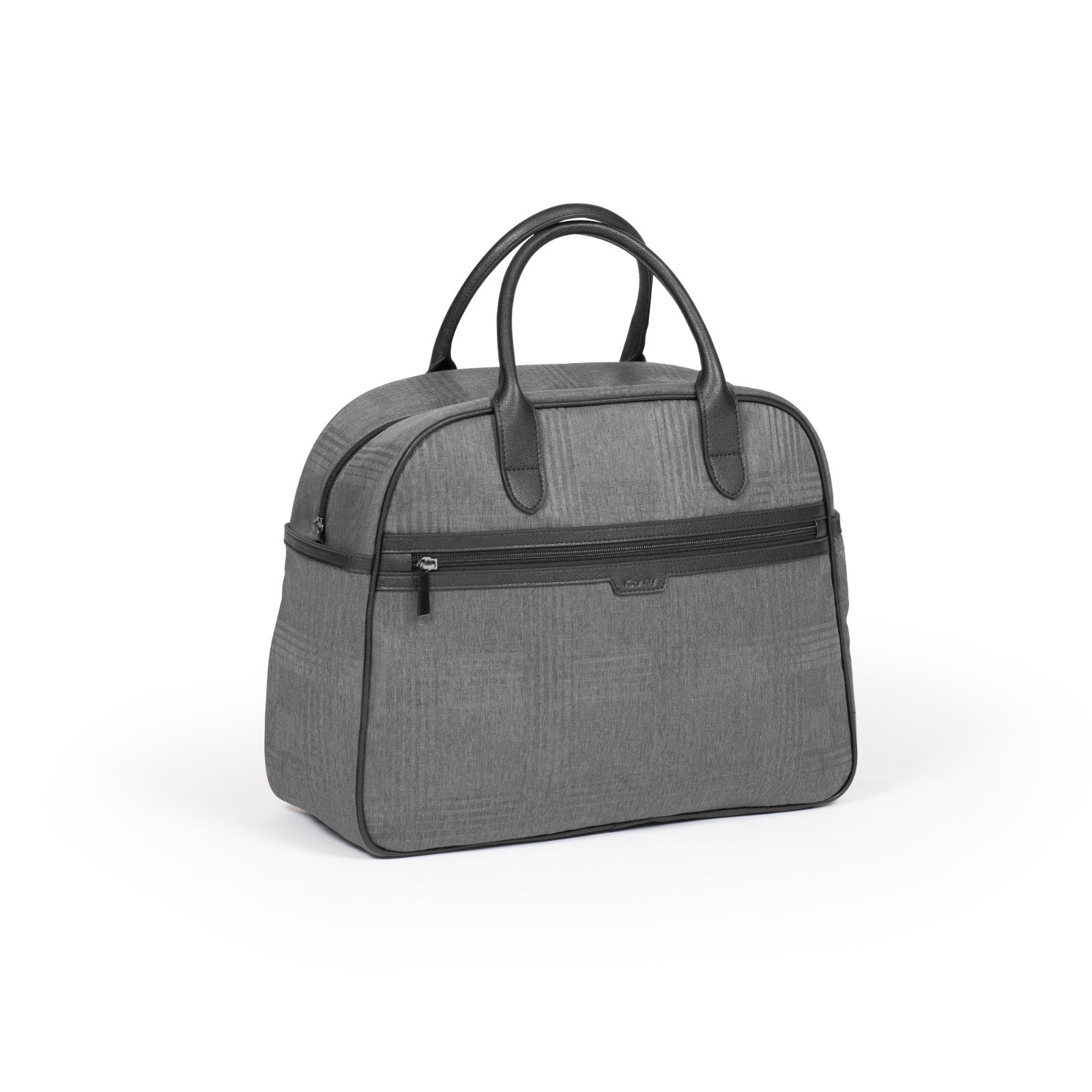iCandy Peach Bag - Dark Grey Check