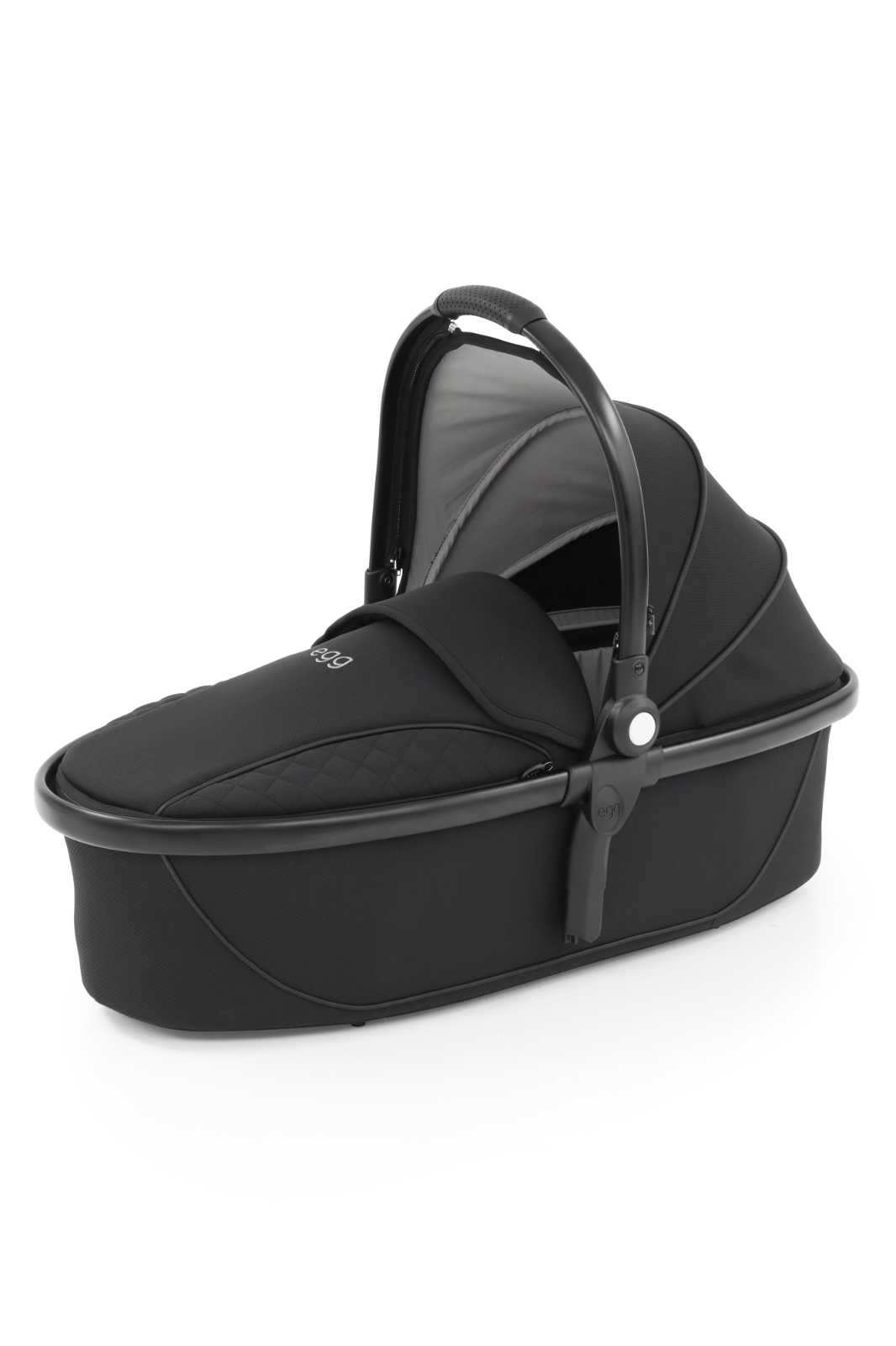 Egg 2 Carrycot Special Edition- Just Black