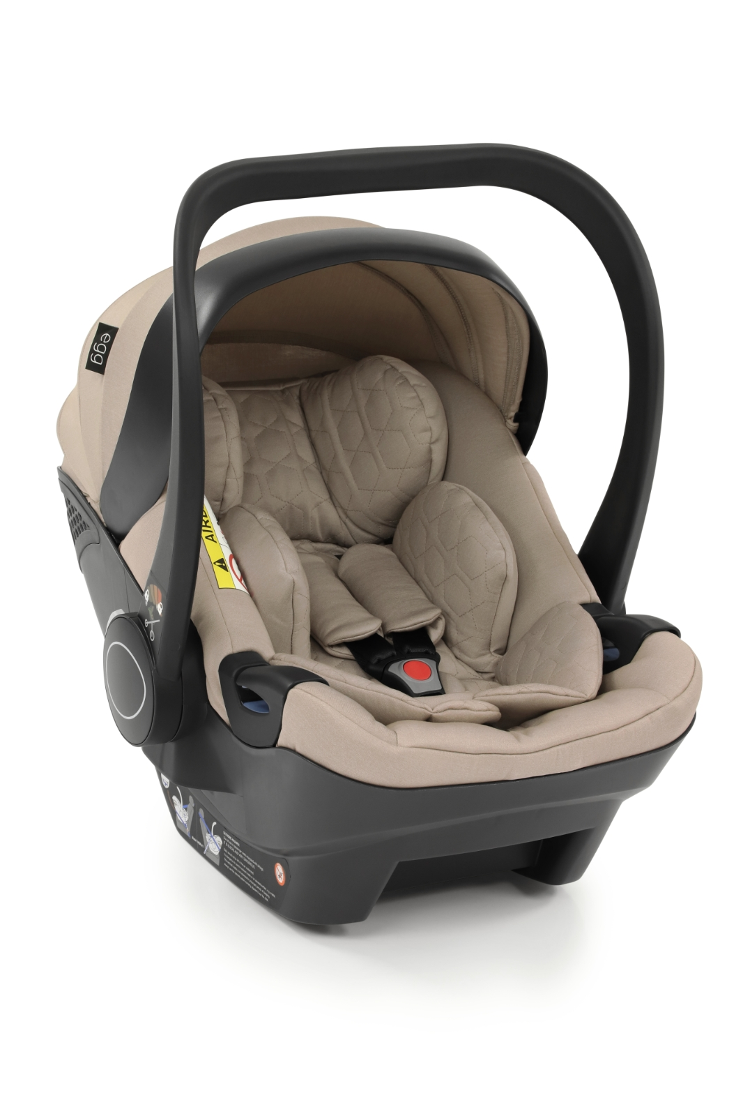 egg2® Shell Infant Car Seat (i-Size) - Feather