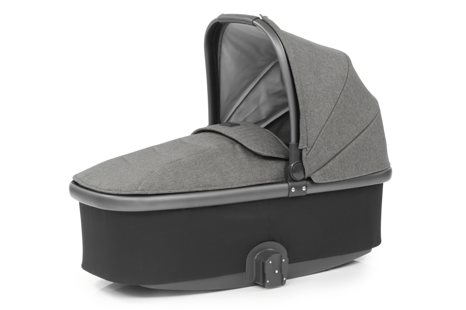 Babystyle Oyster 3 Carrycot (City Grey Chassis) - Mercury