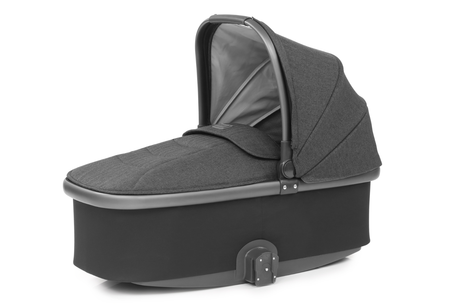 Babystyle Oyster 3 Carrycot (City Grey Chassis) - Pepper