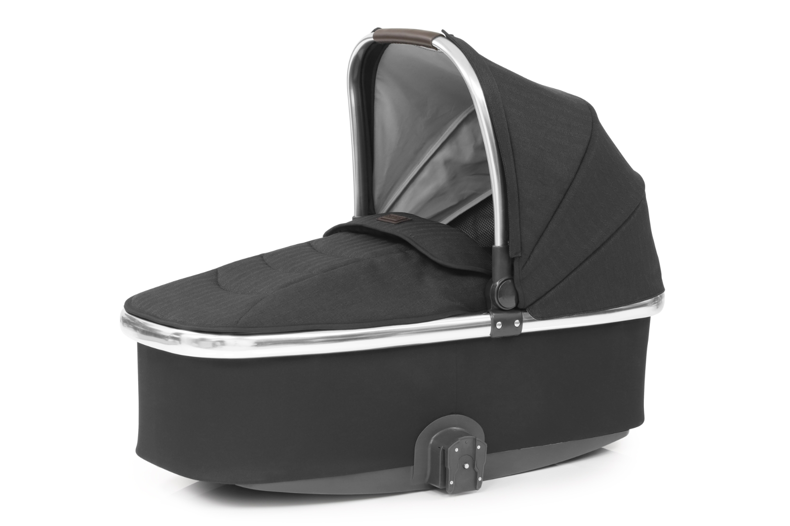 Babystyle Oyster 3 Carrycot (Mirror Chassis) - Caviar