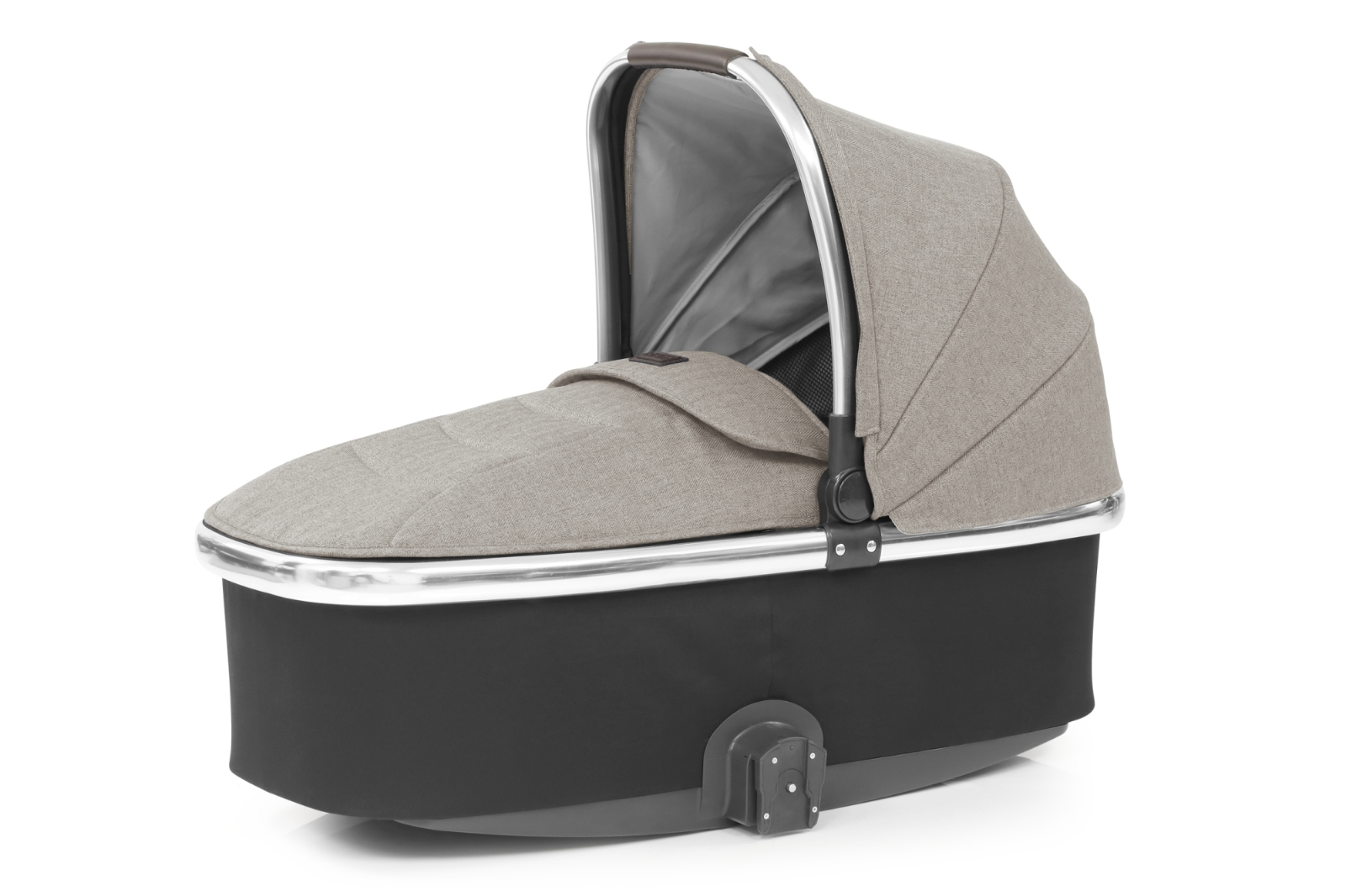 Babystyle Oyster 3 Carrycot (Mirror Chassis) - Pebble