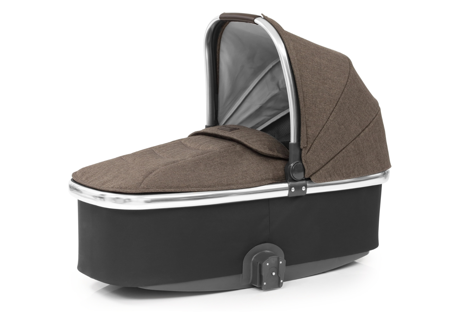 Babystyle Oyster 3 Carrycot (Mirror Chassis) - Truffle