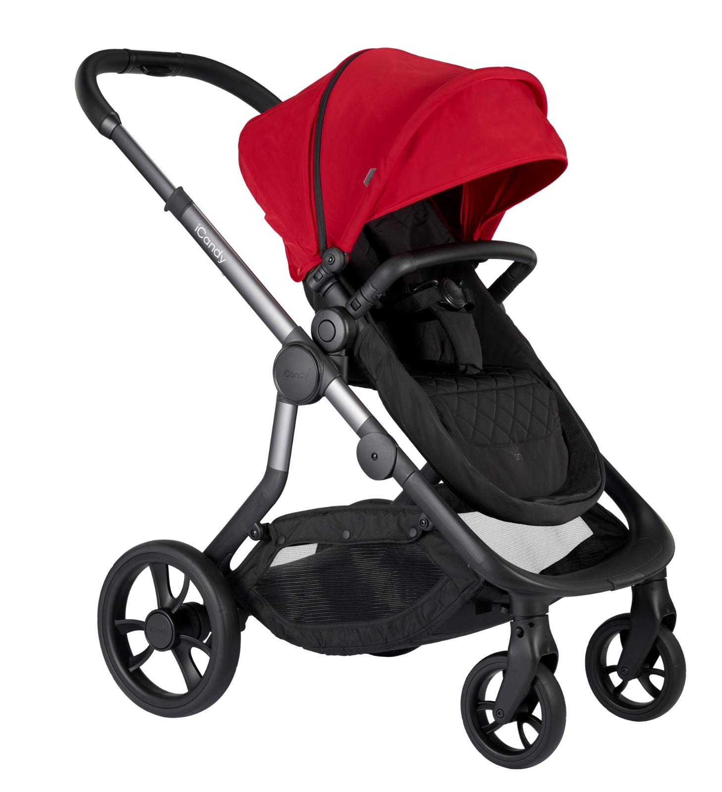 iCandy Orange Pushchair & Carrycot - Magma