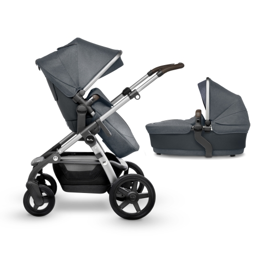 2-silver-cross-wave-pushchair-carrycot-slate
