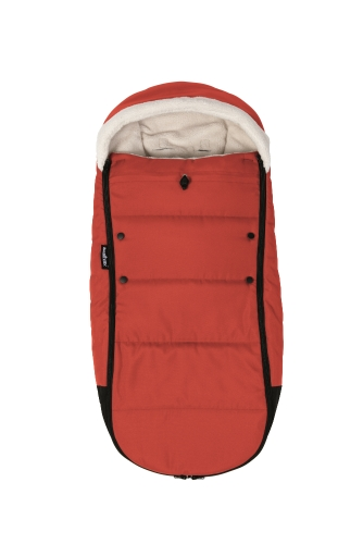 41-babyzen-footmuff-red