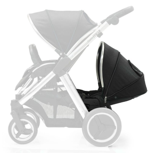 baby-style-oyster2max-tandem-seat-colour-pack-black