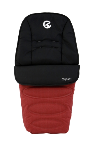 babystyle-oyster-footmuff-tango-red
