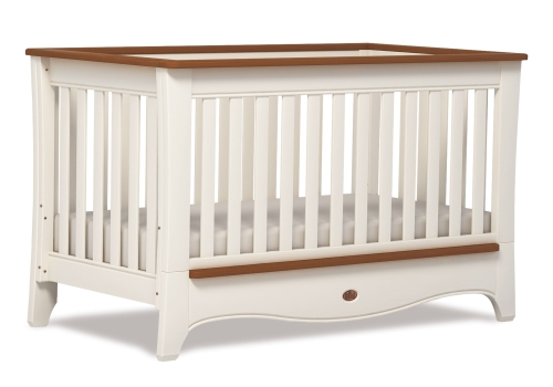 boori-provence-convertible-plus-cot-bed-honey-ivory