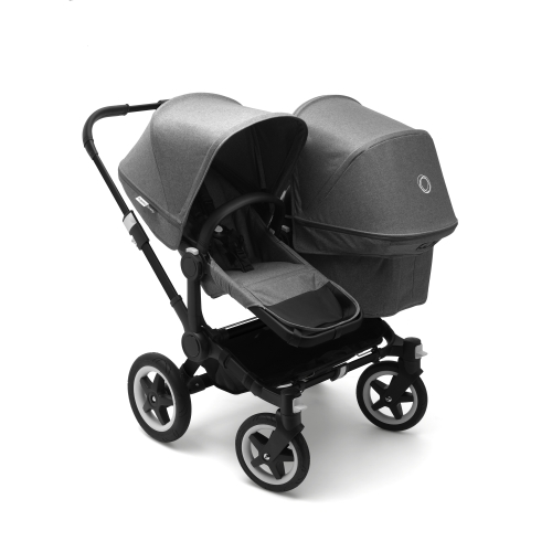 bugaboo-donkey2-duo-blackgrey-melange