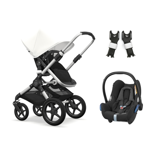 bugaboo-fox-alu-with-maxicosi-cabriofix-fresh-white