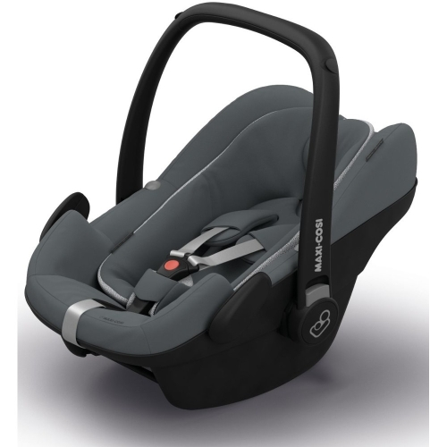 bugaboo-fox-black-with-maxicosi-pebble-plus-plus-grey-melange-graphite