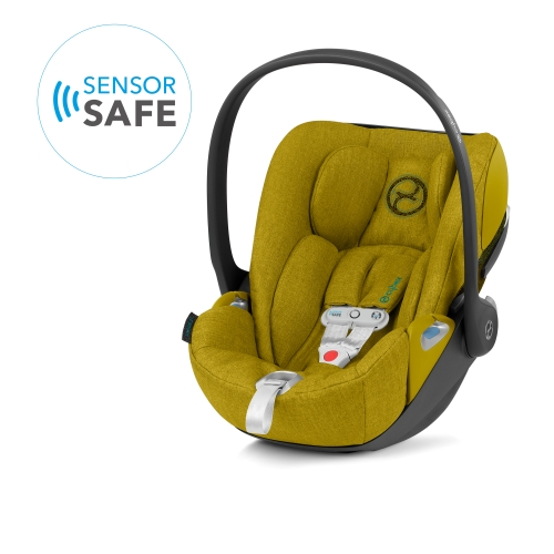 cybex-cloud-z-plus-incl-sensorsafe-mustard-yellow