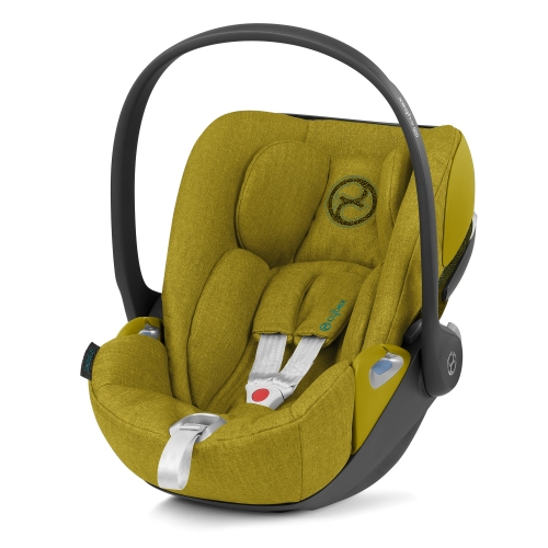 cybex-cloud-z-plus-mustard-yellow