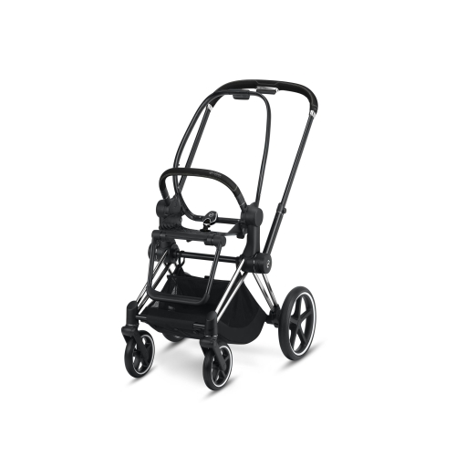 cybex-priam-frame-incl-seat-headpart-chrome-black-handle
