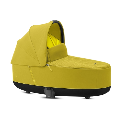 cybex-priam-lux-carry-cot-mustard-yellow