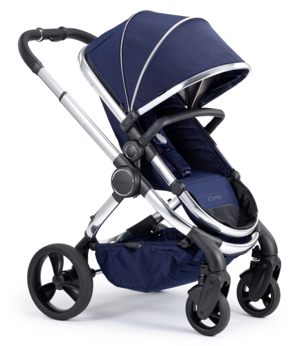 icandy-peach-chrome-pushchair-and-carrycot-indigo