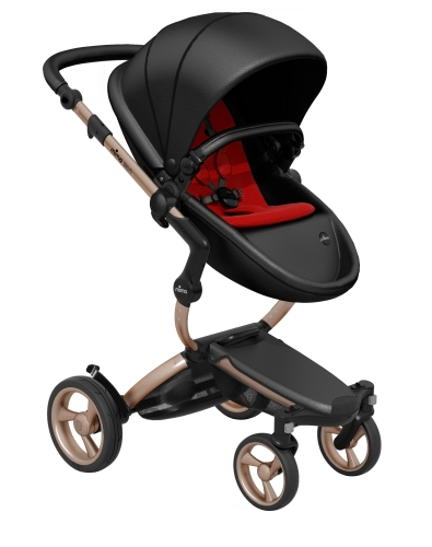 mima-xari-black-flair-with-rose-gold-chassis-ruby-red