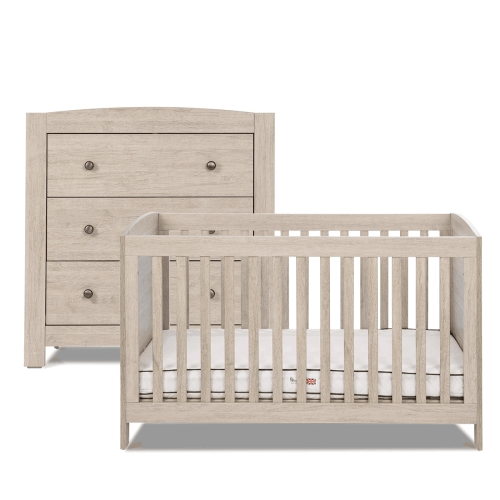 silver-cross-new-england-cot-bed-and-dresser