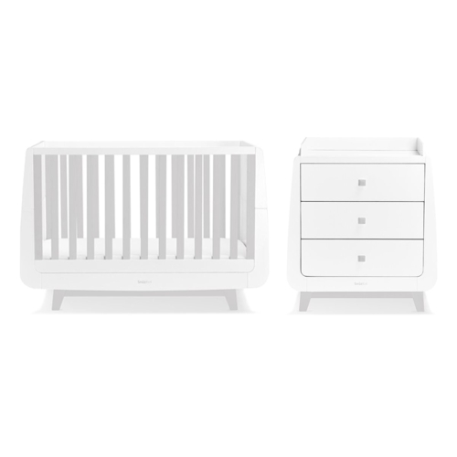 snuzkot-luxe-2-piece-nursery-furniture-set-grey