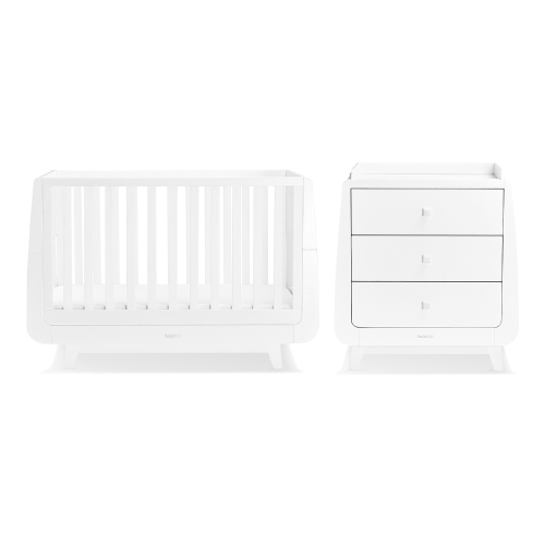 snuzkot-luxe-2-piece-nursery-furniture-set-white