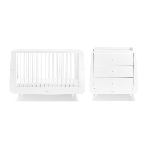 snuzkot-rococo-2-piece-nursery-furniture-set-white