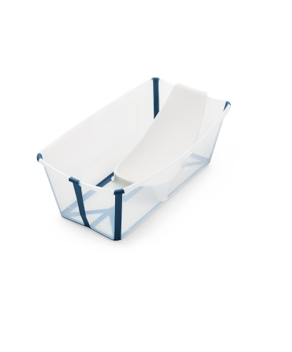 stokke-flexi-bath-with-newborn-support-transparent-blue