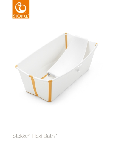 stokke-flexi-bath-with-newborn-support-white-yellow