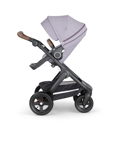 stokke-trailz-black-chassis-with-all-terrain-wheelsbrown-leatherette-handle-brushed-lilac