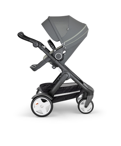 stokke-trailz-black-chassis-with-classic-wheelsblack-leatherette-handle-athleisure-green